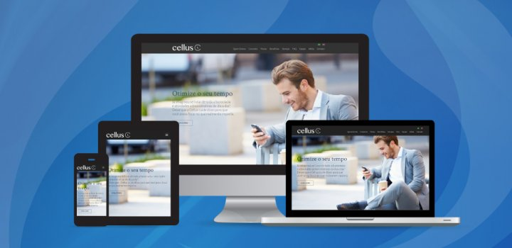 Somos especialistas nos CMS Drupal, Joomla e Wordpress