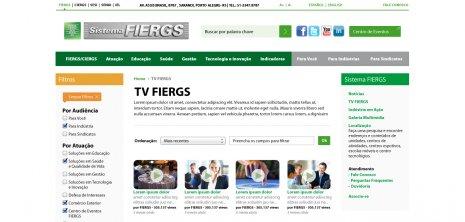 Galeria de vídeos da FIERGS